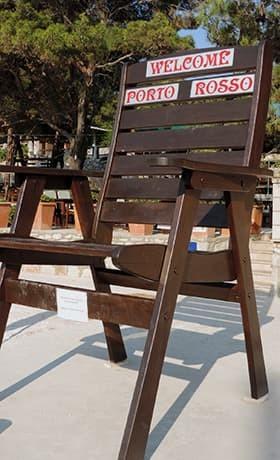 Benvenuti a Porto Rosso